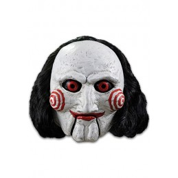 SAW BILLY PUPPET DELUXE LATEX MASCHERA MASK