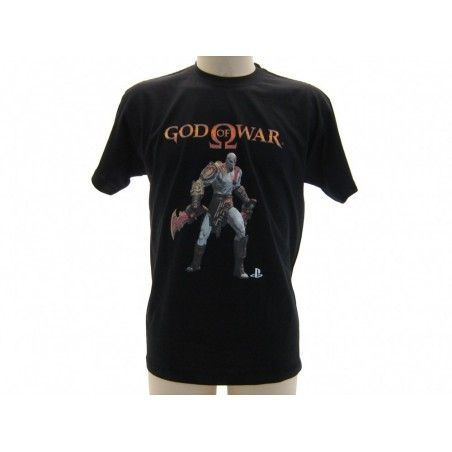 MAGLIA T SHIRT GOD OF WAR SONY PLAYSTATION SPADE
