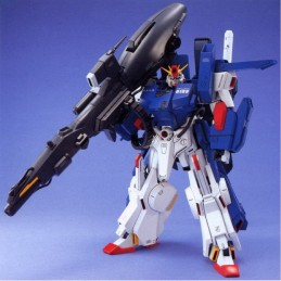 MASTER GRADE MG FA-010S ZZ GUNDAM FULL ARMOR 1/100 MODEL KIT ACTION FIGURE