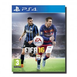 FIFA 16 PS4 PLAYSTATION 4 USATO GARANTITO ITALIANO