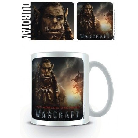 WARCRAFT DUROTAN CERAMIC MUG TAZZA
