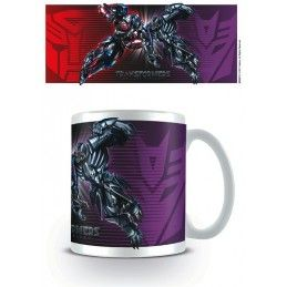 TRANSFORMERS CERAMIC MUG TAZZA