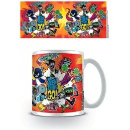 TEEN TITANS GO CERAMIC MUG TAZZA