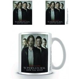 SUPERNATURAL CERAMIC MUG TAZZA