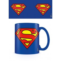 SUPERMAN LOGO MUG TAZZA