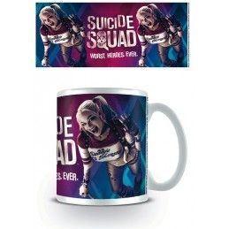 SUICIDE SQUAD HARLEY QUINN MUG TAZZA PYRAMID INTERNATIONAL
