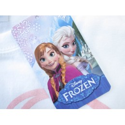 MAGLIA T SHIRT FROZEN MY SISTER MY HERO ROSA