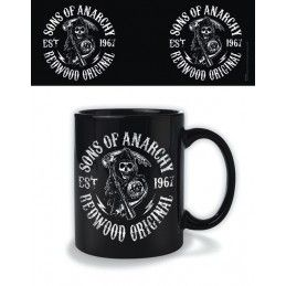 SONS OF ANARCHY MUG TAZZA CERAMICA
