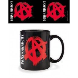 SONS OF ANARCHY LOGO MUG TAZZA CERAMICA