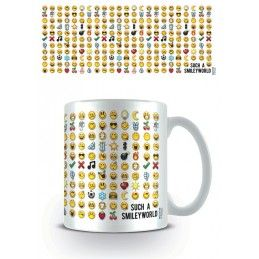 SMILEY WORLD MUG TAZZA CERAMICA