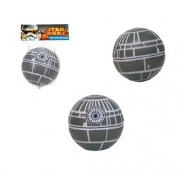 STAR WARS DEATH STAR MORTE NERA STRESS DOLL ANTISTRESS SD TOYS