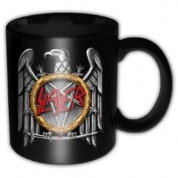 SLAYER LOGO MUG TAZZA CERAMICA