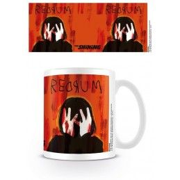 THE SHINING REDRUM MUG TAZZA CERAMICA