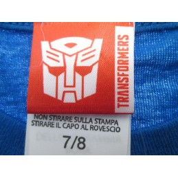 MAGLIA T SHIRT TRANSFORMERS ROLL OUT NERA