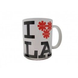 RED HOT CHILI PEPPERS MUG TAZZA CERAMICA