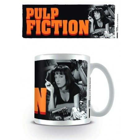 PULP FICTION MUG TAZZA CERAMICA