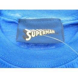 MAGLIA T SHIRT SUPERMAN LOGO BIANCA