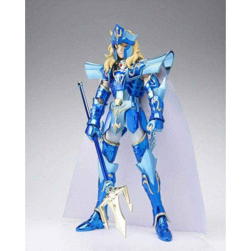 SAINT SEIYA MYTH CLOTH 15TH ANNIVERSARY POSEIDON ACTION FIGURE