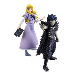 ZATCH BELL! G.E.M. SERIES - BRAGO AND SHERRY STATUE FIGURE