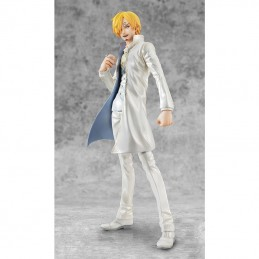 ONE PIECE POP P.O.P. SANJI VER WEDDING LIMITED EDITION STATUE FIGURE