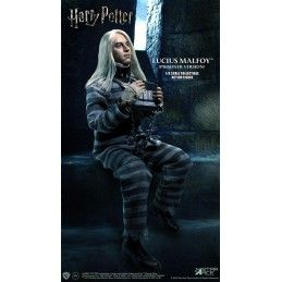 HARRY POTTER - LUCIUS MALFOY PRISONER 1/6 SCALE 30CM ACTION FIGURE