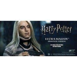 HARRY POTTER - LUCIUS MALFOY PRISONER 1/6 SCALE 30CM ACTION FIGURE