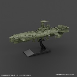 YAMATO MECHA COLLECTION GUYZENGUN SHIP MODEL KIT FIGURE BANDAI