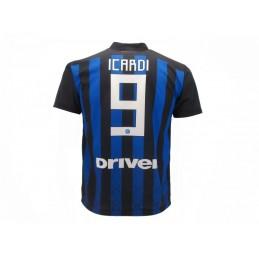 MAGLIA CALCIO UFFICIALE FC INTERNAZIONALE 2018-19 ICARDI