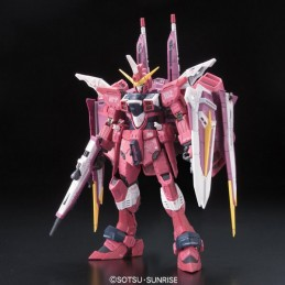 REAL GRADE RG GUNDAM JUSTICE ZGMF-X09A 1/144 MODEL KIT FIGURE