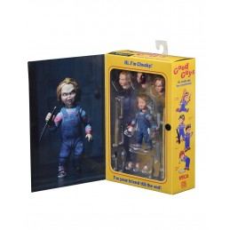"ULTIMATE CHUCKY - CHUCKY 4"" SCALE 10 CM ACTION FIGURE"