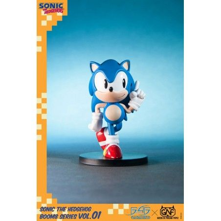 SONIC THE HEDGEHOG BOOM8 SERIES  VOL.01 STATUE FIGURE