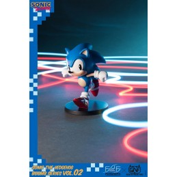 SONIC THE HEDGEHOG SONIC RUN BOOM8 SERIES  VOL.02 STATUE FIGURE