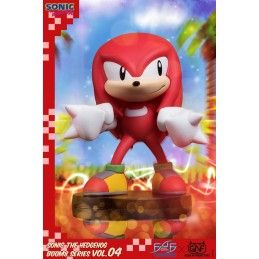 SONIC THE HEDGEHOG KNUCKLES BOOM8 SERIES  VOL.04 STATUE FIGURE