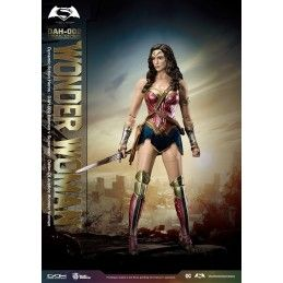 BEAST KINGDOM BATMAN V SUPERMAN - WONDER WOMAN DAH-002 8 INCH ACTION FIGURE