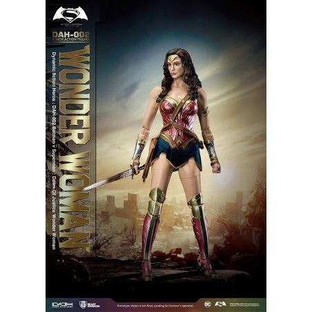BATMAN V SUPERMAN - WONDER WOMAN DAH-002 8 INCH ACTION FIGURE