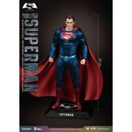 BATMAN V SUPERMAN - SUPERMAN DAH-003 8 INCH ACTION FIGURE BEAST KINGDOM