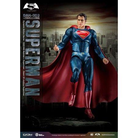 BATMAN V SUPERMAN - SUPERMAN DAH-003 8 INCH ACTION FIGURE