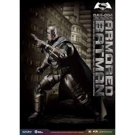 BATMAN V SUPERMAN - ARMORED BATMAN DAH-003 8 INCH ACTION FIGURE