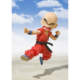 DRAGON BALL KID KRILLIN EARLY YEARS S.H. FIGUARTS ACTION FIGURE