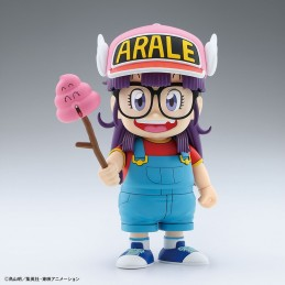 DR. SLUMP E ARALE RISE MECHANICS - ARALE MODEL KIT ACTION FIGURE BANDAI