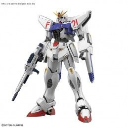 BANDAI MASTER GRADE MG GUNDAM F91 VER. 2.0 1/100 MODEL KIT