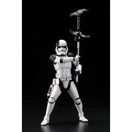 STAR WARS FIRST ORDER STORMTROOPER EXECUTIONER ARTFX+ STATUE FIGURE KOTOBUKIYA
