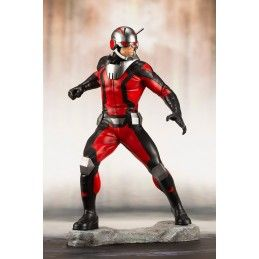 KOTOBUKIYA ASTONISHING ANTMAN AND WASP ARTFX+ STATUE FIGURE