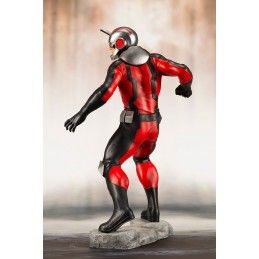ASTONISHING ANTMAN & WASP ARTFX+ STATUE