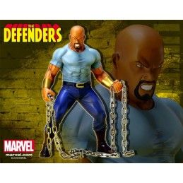 THE DEFENDERS SERIES LUKE CAGE ARTFX+ STATUE 19 CM FIGURE