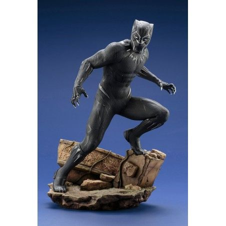 BLACK PANTHER MOVIE - PANTERA NERA ARTFX STATUE 32 CM FIGURE
