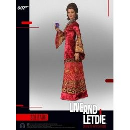 007 LIVE AND LET DIE SOLITAIRE SIXTH SCALE ACTION FIGURE 30CM BIG CHIEF