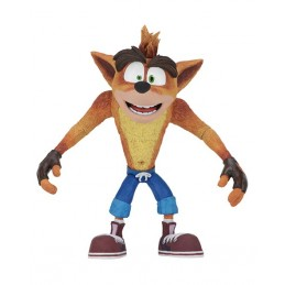 CRASH BANDICOOT ACTION FIGURE NECA
