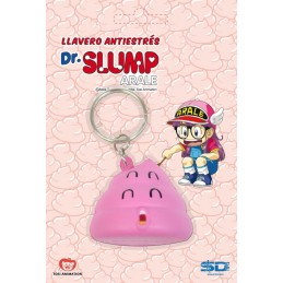 DR SLUMP ARALE STRESS DOLL CACCHINA PORTACHIAVI ANTISTRESS SD TOYS