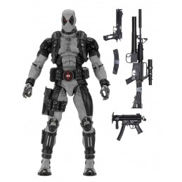 "DEADPOOL 18"" - X-FORCE DEADPOOL 45CM ACTION FIGURE NECA"